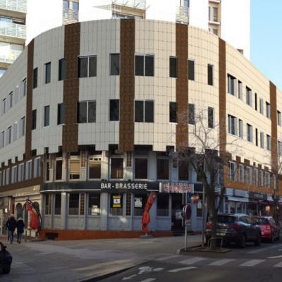 Immeuble Courthardy